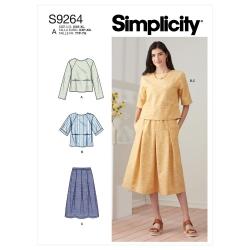 Wykrój Simplicity SS9264