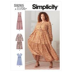 Wykrój Simplicity SS9265