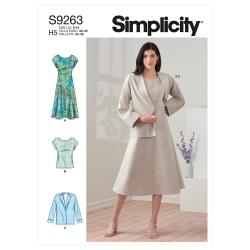 Wykrój Simplicity SS9263