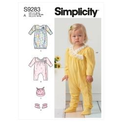 Wykrój Simplicity SS9283