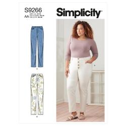 Wykrój Simplicity SS9266