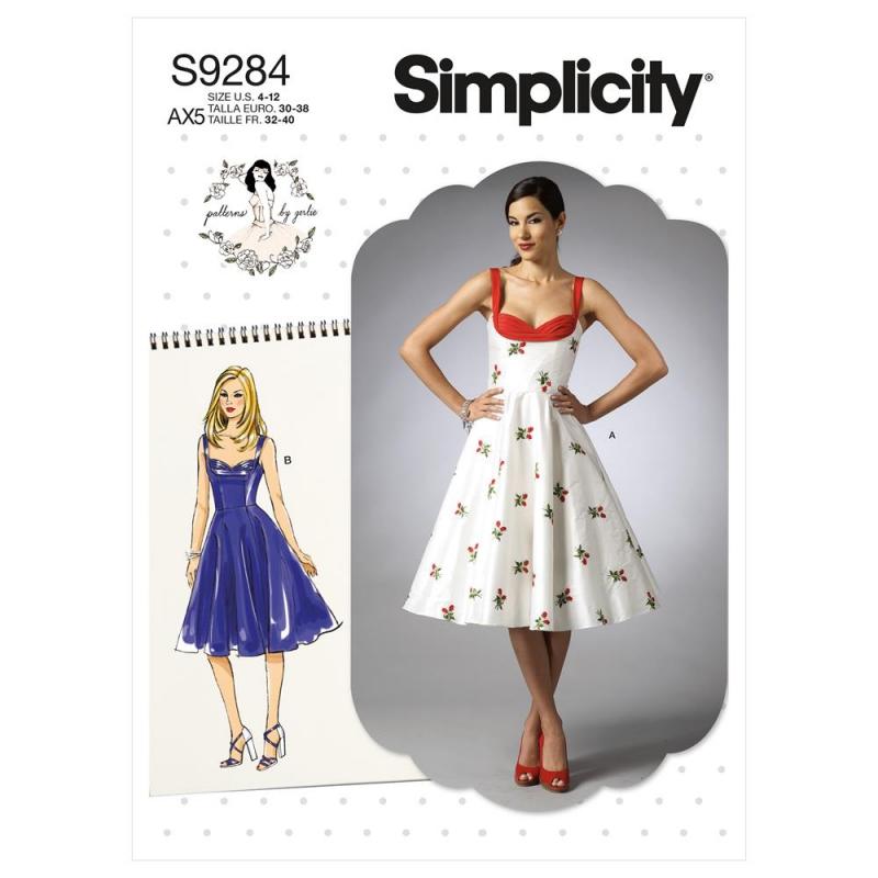 Wykrój Simplicity SS9284