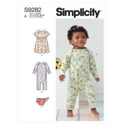 Wykrój Simplicity SS9282