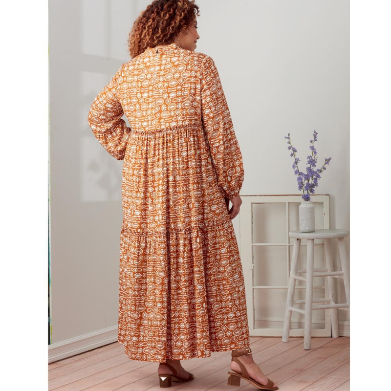 1562 simplicity unisex scrubs pattern 1562 front b