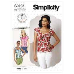 Wykrój Simplicity SS9287