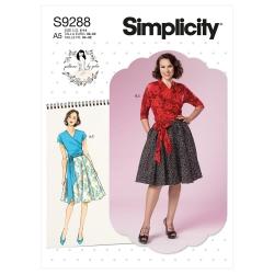 Wykrój Simplicity SS9288