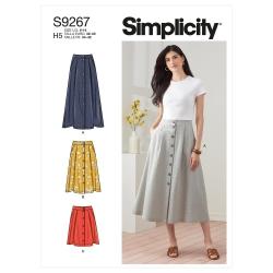 Wykrój Simplicity SS9267