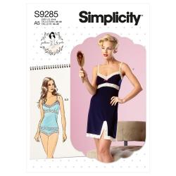 Wykrój Simplicity 8937