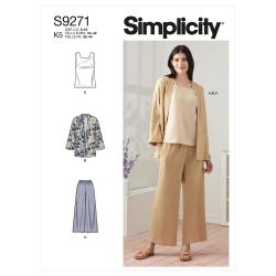 Wykrój Simplicity SS9271