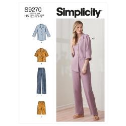 Wykrój Simplicity SS9270