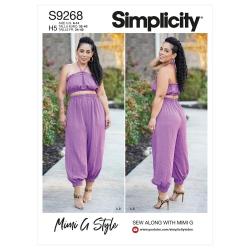 Wykrój Simplicity SS9268