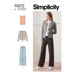 Wykrój Simplicity SS9272
