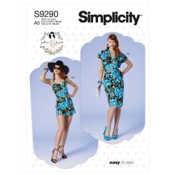 Wykrój Simplicity SS9290