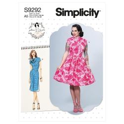 Wykrój Simplicity SS9292