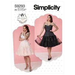 Wykrój Simplicity SS9293
