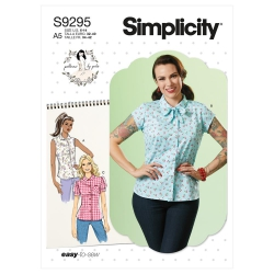 Wykrój Simplicity SS9295