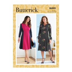 Wykrój Butterick B6805