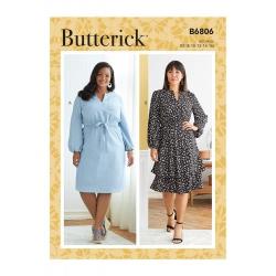 Wykrój Butterick B6806