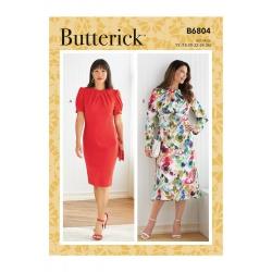 Wykrój Butterick B6804