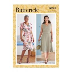 Wykrój Butterick B6809