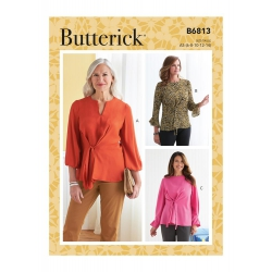 Wykrój Butterick B6813