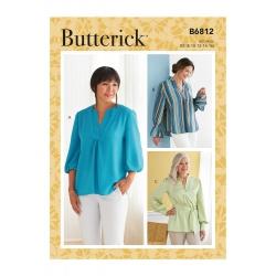 Wykrój Butterick B6812