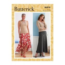 Wykrój Butterick B6818