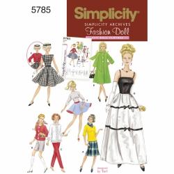 Wykrój Simplicity 5785