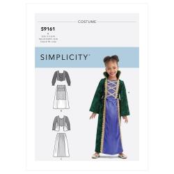 Wykrój Simplicity SS9161