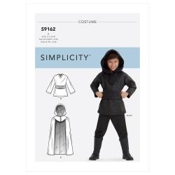 Wykrój Simplicity SS9162