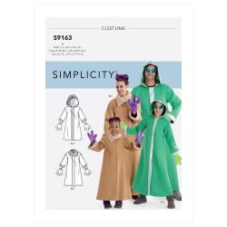 Wykrój Simplicity SS9163