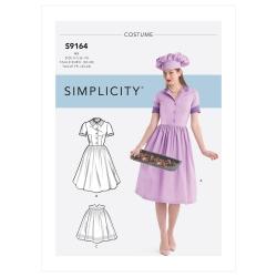 Wykrój Simplicity SS9164