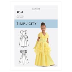 Wykrój Simplicity SS9168