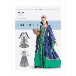 Wykrój Simplicity SS9166