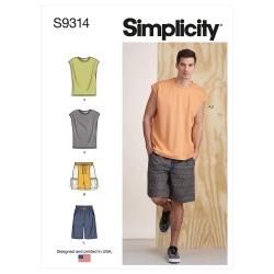 Wykrój Simplicity SS9314
