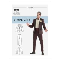 Wykrój Simplicity SS9170