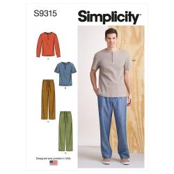 Wykrój Simplicity SS9315