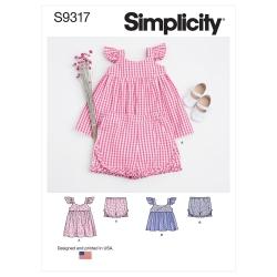 Wykrój Simplicity SS9317