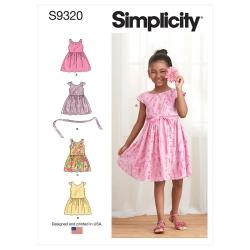 Wykrój Simplicity SS9320