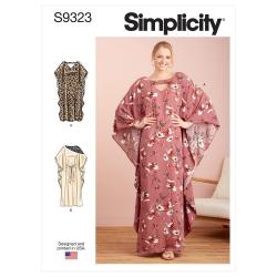 Wykrój Simplicity SS9323