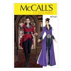 Wykrój McCall's M7641