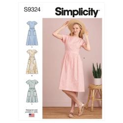 Wykrój Simplicity SS9324