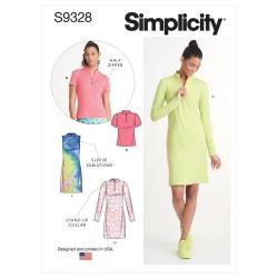Wykrój Simplicity SS9328