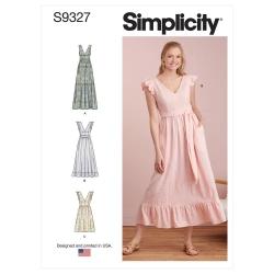 Wykrój Simplicity SS9327