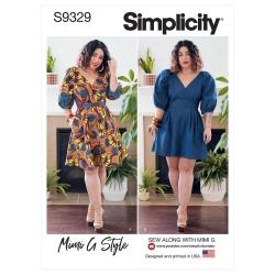Wykrój Simplicity SS9329