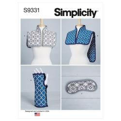 Wykrój Simplicity SS9331