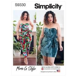 Wykrój Simplicity SS9330