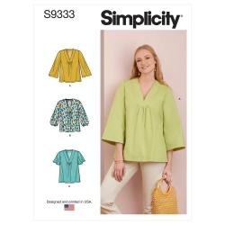 Wykrój Simplicity SS9333