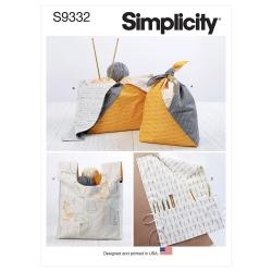 Wykrój Simplicity SS9332