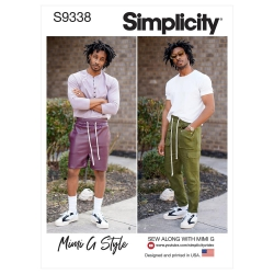 Wykrój Simplicity SS9338